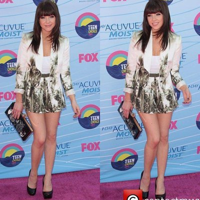 Carly Rae Jepsen,Teen Choice Awards            22.07.12.