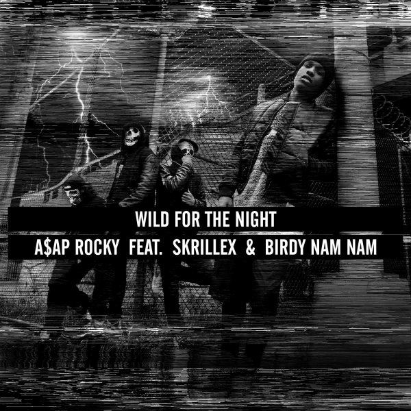 Long.Live.A$ap / A$AP ROCKY feat. SKRILLEX and BIRDY NAM NAM - Wild for the Night  (2013)
