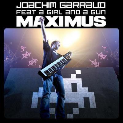 JOACHIM GARRAUD feat. A GIRL & A GUN - Maximus (2013)