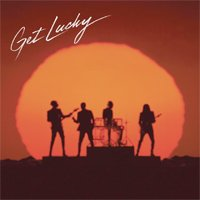 Random Access Memories / DAFT PUNK feat. PHARRELL & NILE RODGERS - Get Lucky (2013)