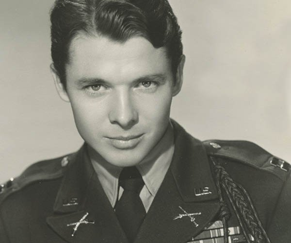 First Lieutenant Audie Leon Murphy - (Journal du Caporal Taylor - 26 Août 1976)