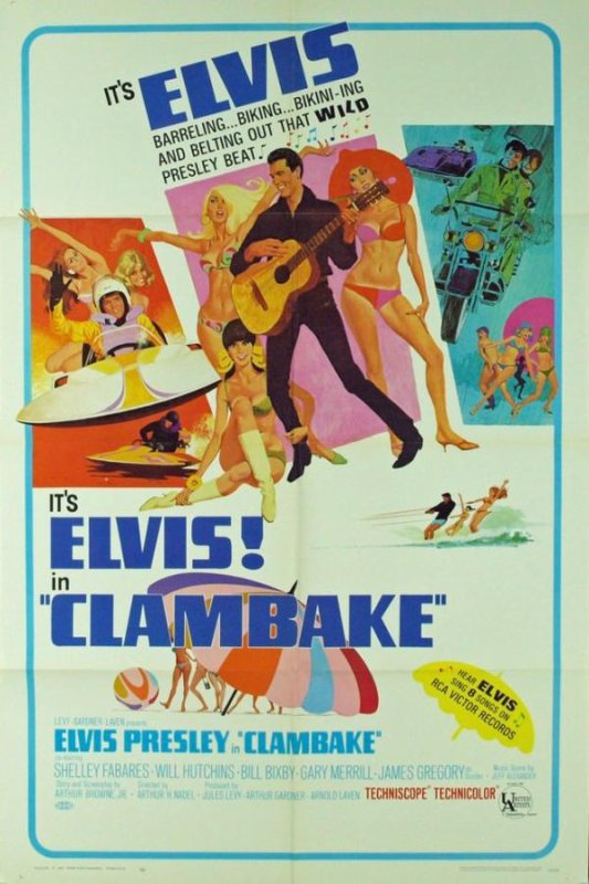 CLAMBAKE  +