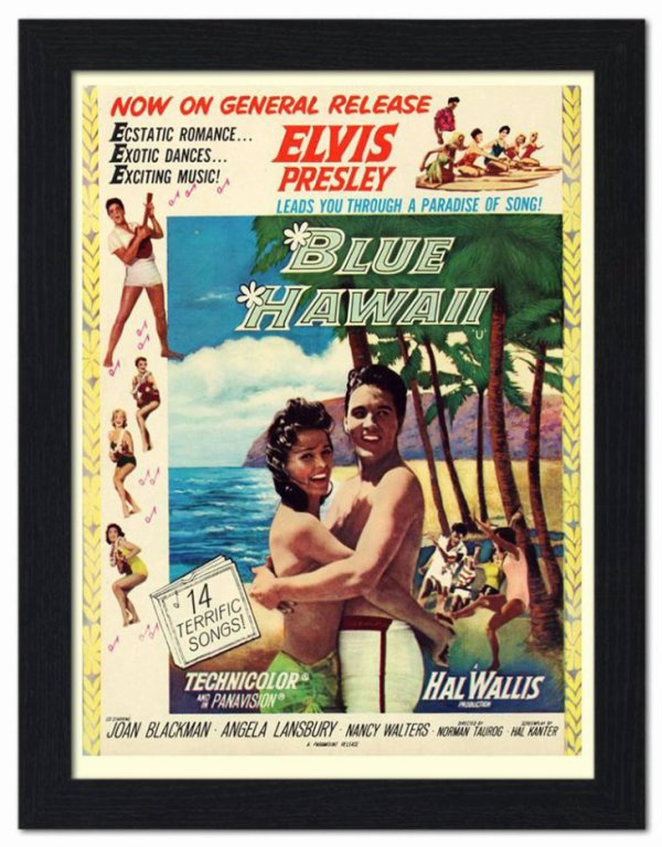 Blue Hawaii ( V - F )