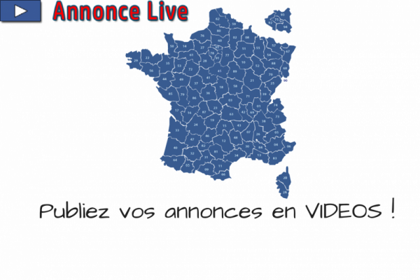 ANNONCE LIVE