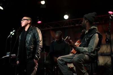 RETOUR Sur La 1ere partie de Mr NOV au New Morning (13.01.2012)