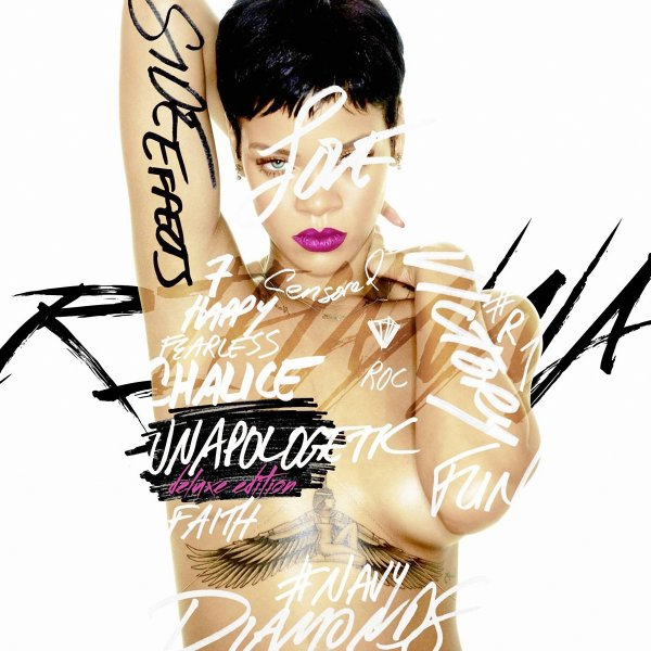 Unapologetic / Rihanna Stay (ft. Mikky Ekko) (2012)