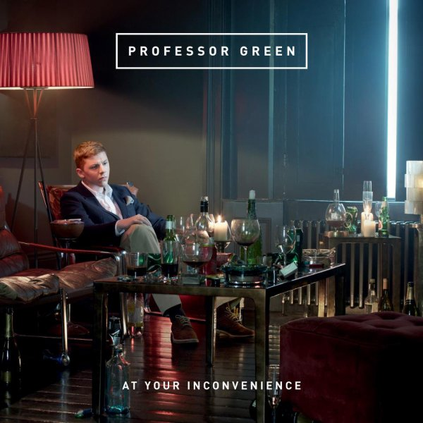 At Your Inconvenience / Professor Green : Forever Falling (ft. Haydon) (2011)