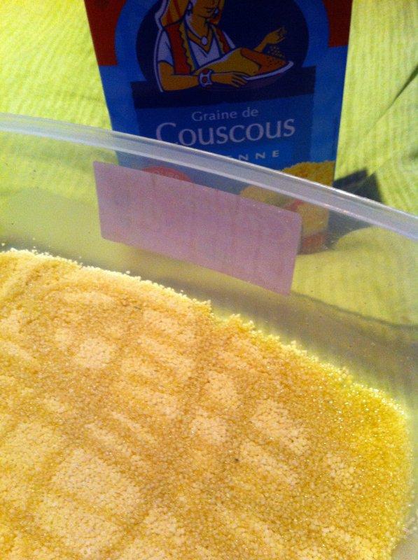 preparation d'un 1 kg de patée pour fond rouge
