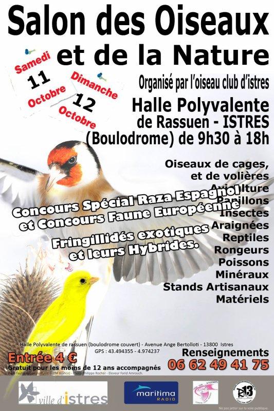 salon des oiseaux Istres 2014