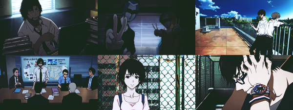 Zankyou no Terror / Terror in Resonance