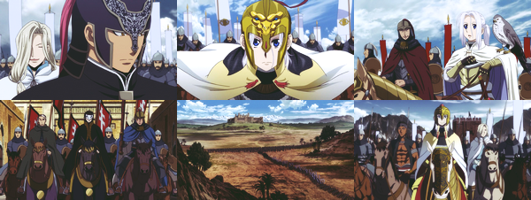 Arslan Senki / The Heroic Legend of Arslan