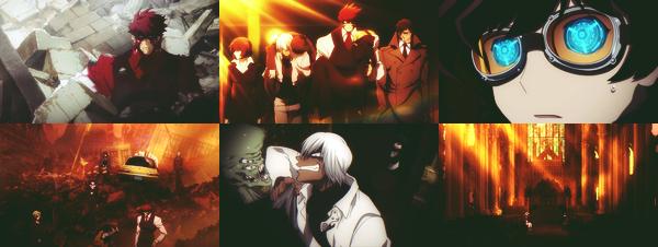 Kekkai Sensen / Blood Blockade Battlefront