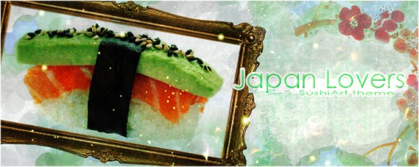 Bienvenue sur le blog du forum Japan-Lovers :D