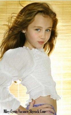 L`enfence de Miley Cyrus !
