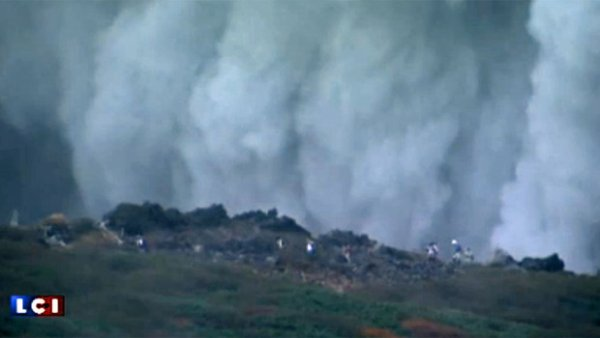 Eruption volcanique au Japon : le bilan pourrait dépasser 60 morts