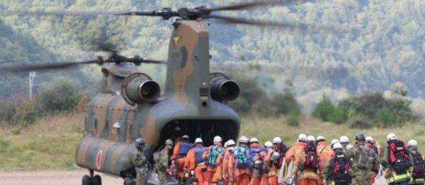 Eruption du volcan Ontake au Japon : 48 morts selon un dernier bilan