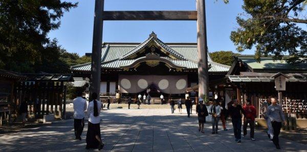 Japon:polémique autour du sanctuaire Yasukini