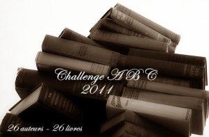 °*°...Challenge 26 livres - 26 auteurs 2011 ...°*°