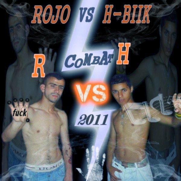 Rojo vs h-biik track combat 2011