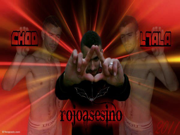 RojoAsEsInO  ChOd  L7La