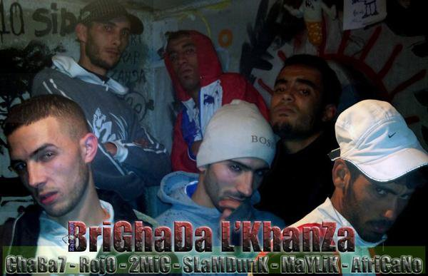zan9awa  click  / BRiGhaDa   LKhaNZa (2012)