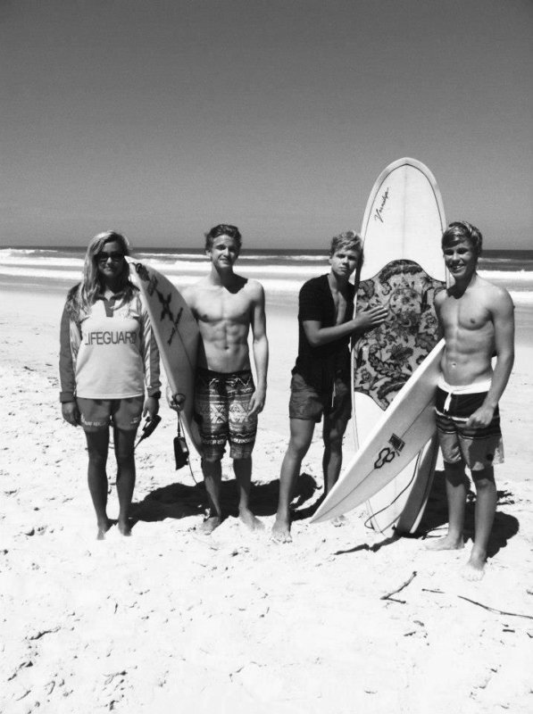 m Australian Surf Youth.