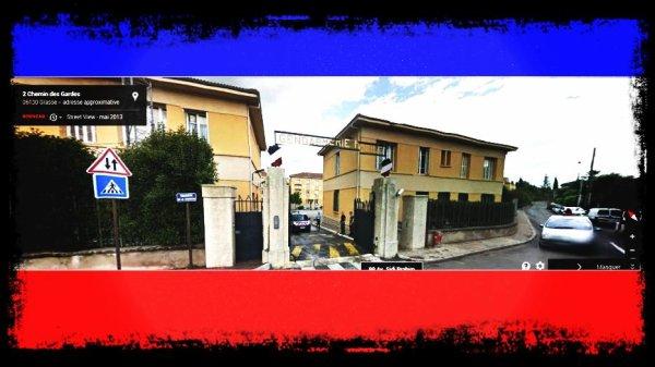 Caserne de la gendarmerie mobile de Grasse