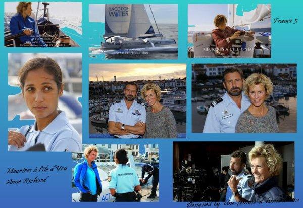 """Programme TV: """"Meurtres à l'île d'Yeux"""" sur France 3 le 7/ 03/ 2015"""