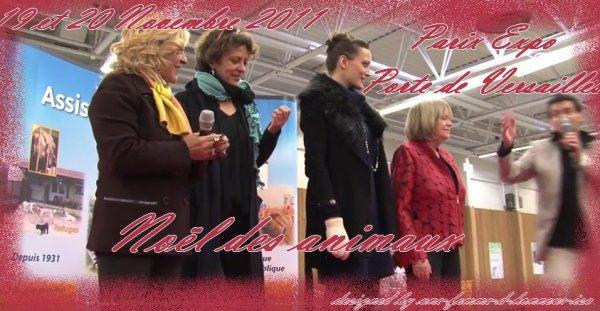 Noël des Animaux 2011, Paris Expo Porte de Versailles