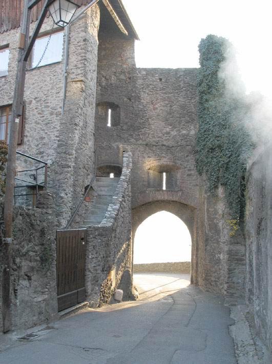 Visite de Conflans, cité médiévale