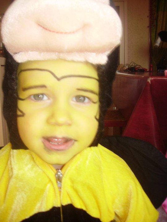 """BAL  ENFANTIN  2011 """"SEVAN & MAEVA  """" !!!!"""