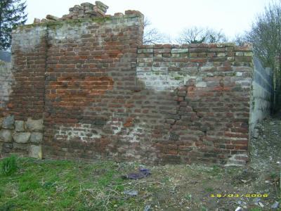Mur De Separation Exterieur mur de clôture - construction de notre maison