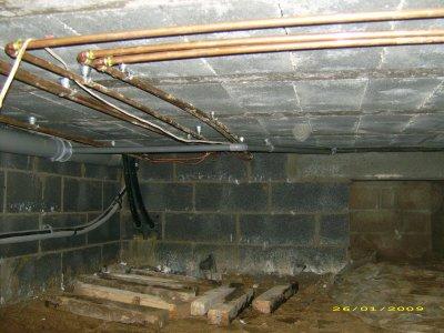 Blog de mamaison59980 page 38 construction de notre for Eau dans vide sanitaire normal