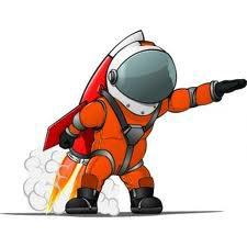 O5. Il voulaiit être astronaute. Quitter cette planète qu'il trouvaiit merdique pour s'envoler vers les étoiles. Oui il voulaiit être astronaute!