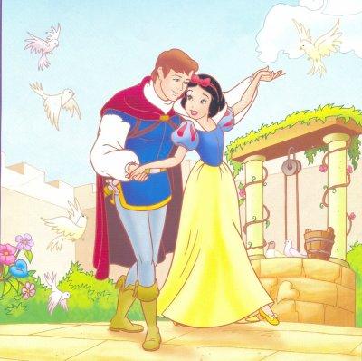 Blanche neige et le prince florian blog de lesprincessesdisney4 - Blanche neige et son prince ...