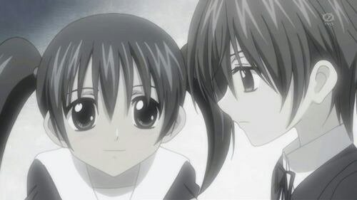 Couple : Kei et Hikari du manga Special A