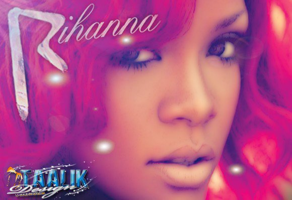 Rihanna By TALIK Design