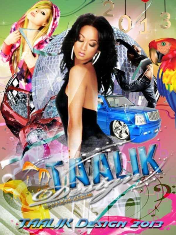Montage By TAALIK Design