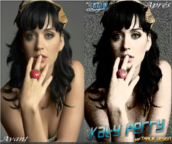 Katy Perry By TAALIK Design