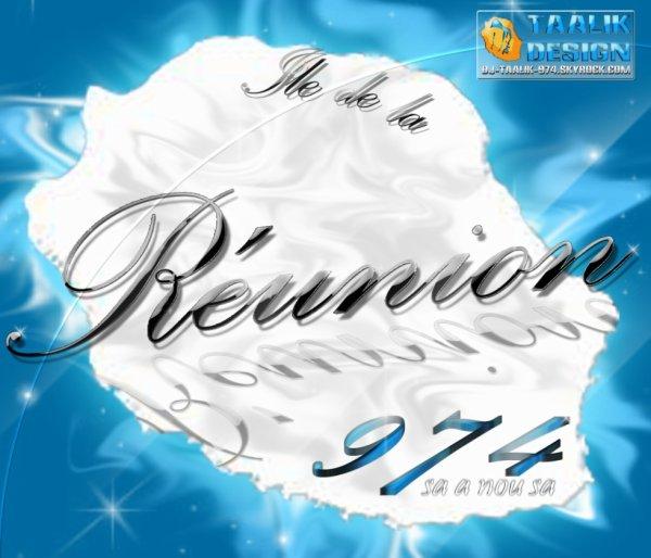 Ile de la Réuion 9 7 4 By TAALIK Design
