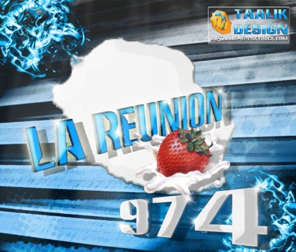La Réuion 9 7 4 By TAALIK Design