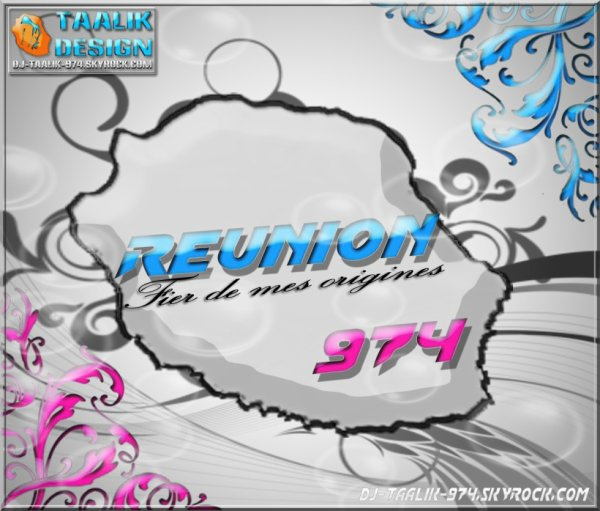 Réunion 974  By TAALIK Design