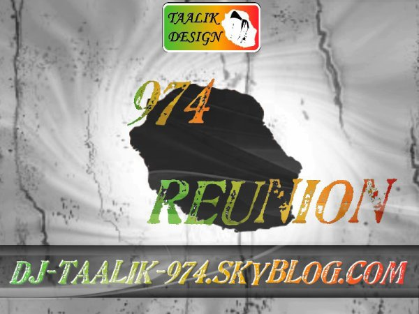 9 7 4 REUNION bY taalik Design