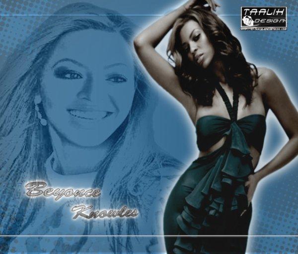 Beyonce By TAALIK Design