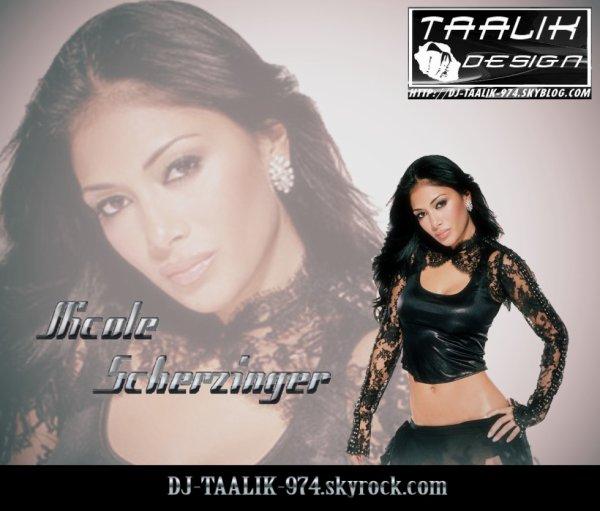 Nicole Scherzinger By TAALIK Design