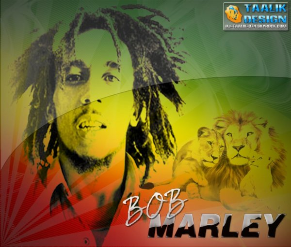 Bob Marley By TAALIK Design