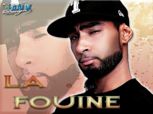 La Fouine By TAALIK Design