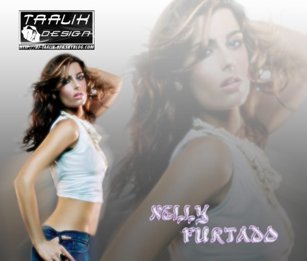 Nelly Furtado By TAALIK Design