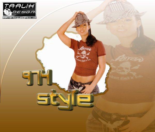 Alicia Keys 974 STYLE By TAALIK Design