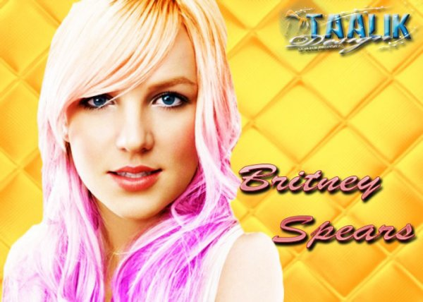 Britney Spears By TAALIK Design